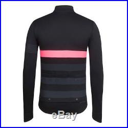 Rapha RCC Training Cycling Jersey Mens XS Black longsleeve