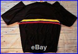 Rapha Tour De France Long Sleeve Black Cycling Jersey Size XL BNWT NEW