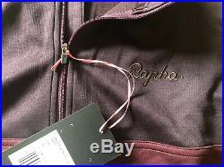 Rapha Tricolour Long Sleeve Jersey Men Size L Gold / Purple