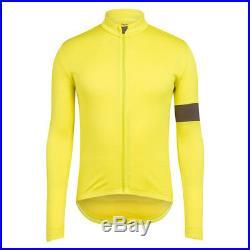 Rapha Yellow Classic Long Sleeve Jersey II. Size XL. BNWT