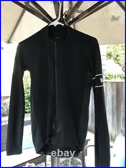 Rapha long sleeve thermal jersey small