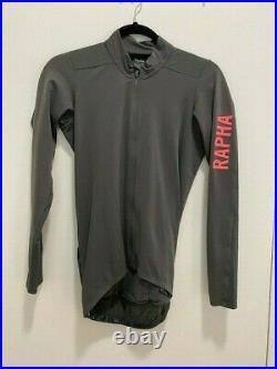 Rapha pro team long sleeve aero jersey