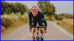 Rapha pro team long sleeve training purple navy crs cycling jersey bnwt medium