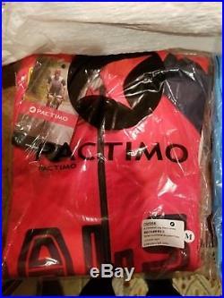 Salsa 2018 team kit mens long-sleeve jersey dark blue red