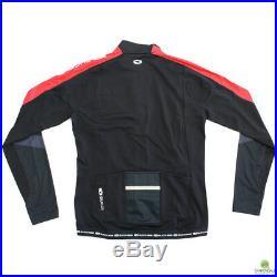 Sugoi RS Zero Long Sleeve Jersey Chili Red/Coal/Black Medium