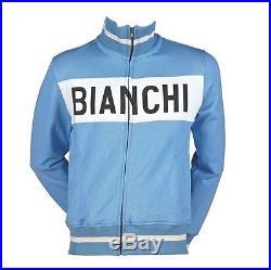 Sweatshirt m/Lange BIANCHI EROICA BLAU/JERSEY SLEEVE LONG bianchi Eroica