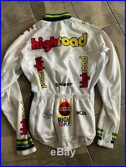 Team Highroad RIDER Long Sleeve Jersey Australian National Champ Tour de France