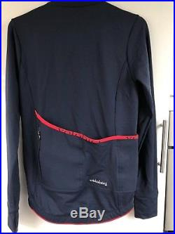 Velobici Franc Thermal Jersey Long Sleeve BNWT Small