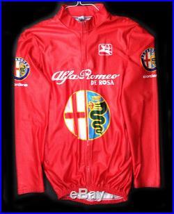 Cycling Clothing Long Blog Archive Vintage DeRosaAlfa Romeo - Alfa romeo apparel