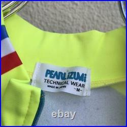 Vintage SUNTOUR PEARL IZUMI long Sleeve Cycling Jersey zunow cherubim 3Rensho