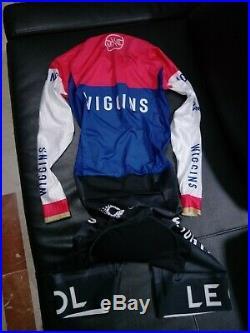 Wiggins Aero TT Speedsuit in long sleeve by Lecol
