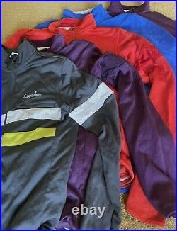 X5 rapha long sleeve jerseys Xs