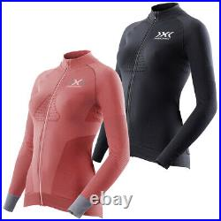 X-BIONIC Biking Lady Race Evo OW Shirt Longsleeve Damen Fahrrad Jacke O100818